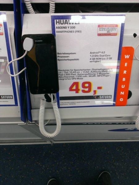 huawei y330 lokal kassel saturn 49 euro