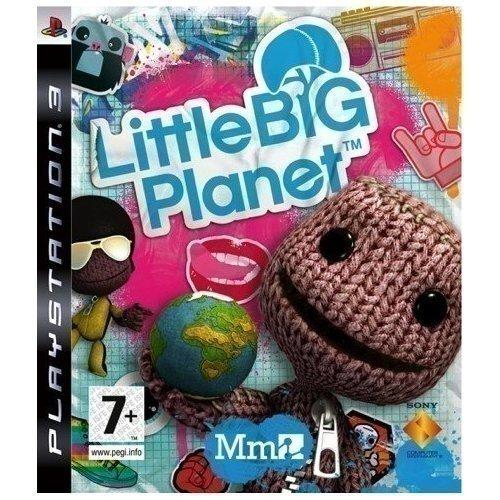 (konsolenkost.de) am 05.01.15 ab 0 Uhr: Little Big Planet PS3 - Neu - 2,99€ (+ 3,99€ Versand) & Qipu
