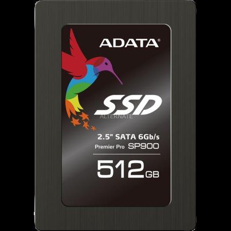 "ADATA SSD 2,5"" 512GB @ZackZack"