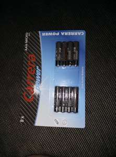 0.10€ Carrera Power AAA + AA Batterien 8 Stück (lokal?) ATU Wasserburg am Inn
