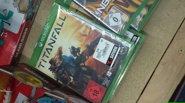 Titanfall Xbox One und 360