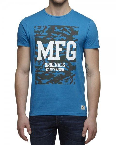 "Jack & Jones T-Shirt ""Napalm Tee Org."" in 4 Farben / Motiven"