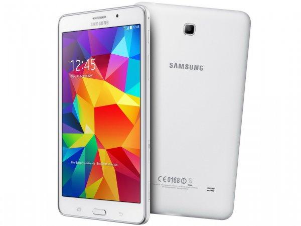 SAMSUNG Galaxy Tab 4 7.0 WiFi 8GB Weiß @ Saturn (Märkte & Online) - ab 05.JANUAR!