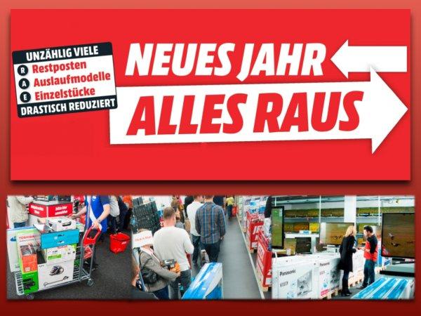 Media Markt lokal [Kaufpark Eiche] Räumungsverkauf