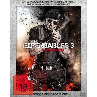 The Expendables 3 Blu-ray (Steelbook) @ Mueller Sonntags Knüller