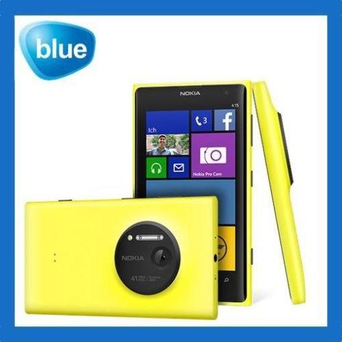 EBAY: Nokia Lumia 1020 gelb - LTE WindowsPhone mit 41 Megapixel Cam - EUR 269,99 - Update auf WP 8.1 möglich