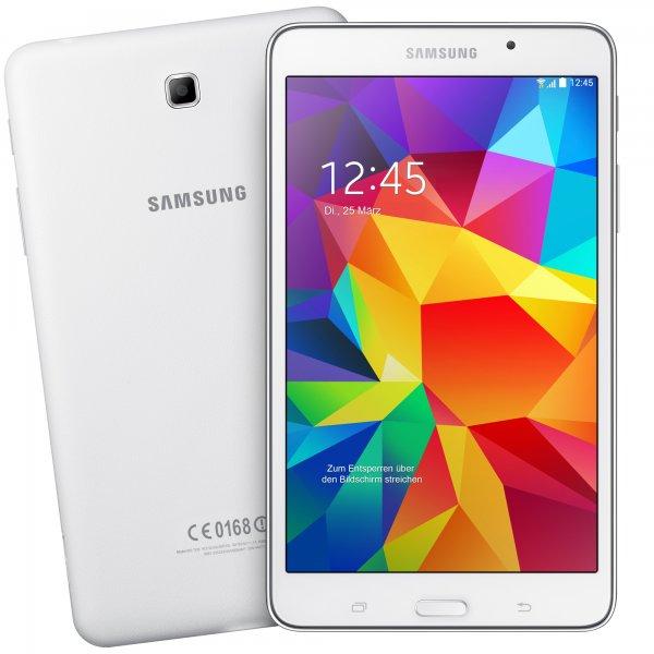 [Saturn.de]: Samsung Galaxy Tab 4 (7.0) für 111€ (mit Newsletter-Gutschein 106€)
