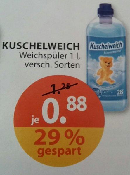 [Drogerie Müller] Kuschelweich 1l Flasche