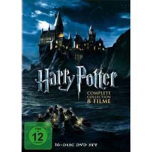 [Müller online] Harry Potter Complete Collection (DVD)
