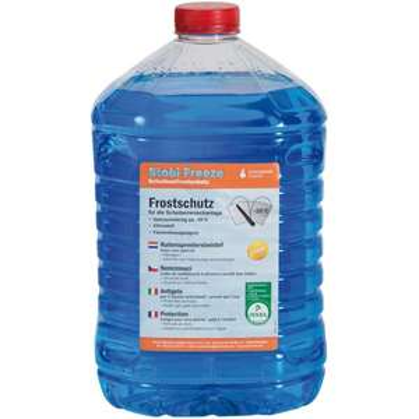 A.T.U. Scheibenfrostschutz 5 Liter bundesweit für 3,49 Euro