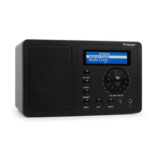 ebay WOW Auna IR-130 Internetradio Wlan 59,90 statt 69,90