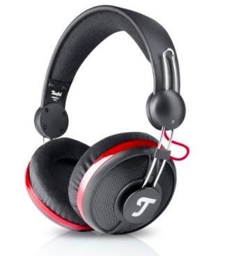 [Amazon.de WHD] Teufel Kopfhörer Aureol Real schwarz-rot für 62,57 EUR als Amazon WHD