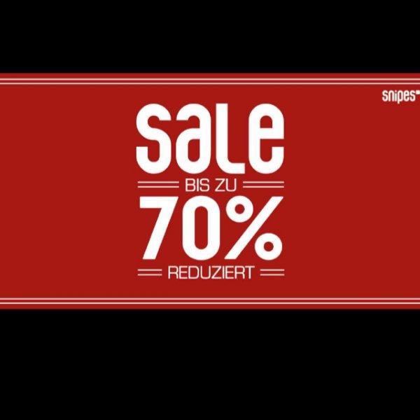 Snipes Sale bis zu 70% // Air Max 70€ viele Größen [online]