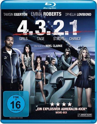 [Blu-ray] 4.3.2.1 @ Amazon.de (Prime)