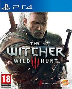 The Witcher 3 Wild Hunt (PS4) @coolshop.de