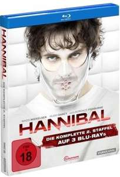 [Blu-ray] Filme für 7,77€, Serien (Hannibal Staffel 2) u.v.m. @ Alphamovies