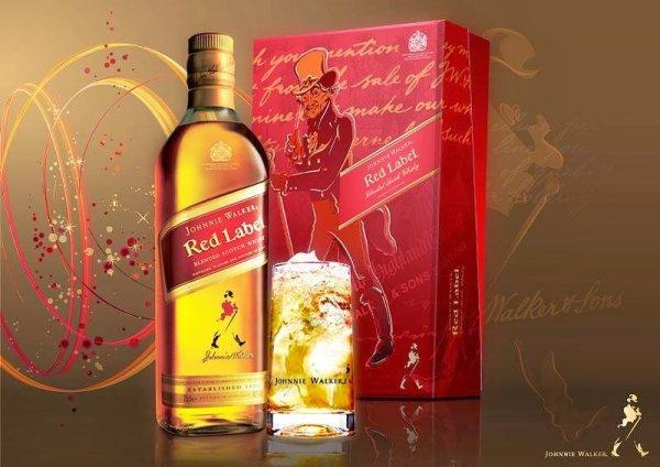 [Edeka Rhein/Ruhr?] Johnnie Walker Red Label 0,7l für 9,44 Euro
