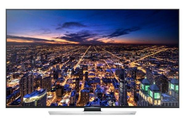 """Samsung UE55HU7590 55"""" 4K LED TV + Galaxy S5 Mini"""