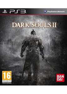 Dark Souls II (PS3) für 16,35€ @Amazon.co.uk