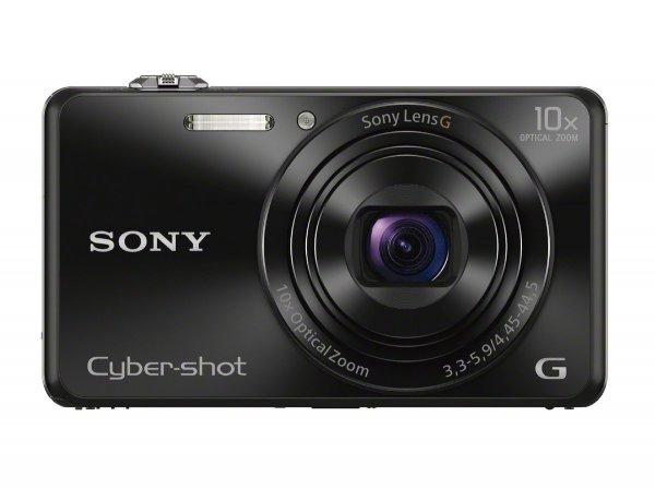 Sony DSC-WX220 schwarz bei amazon.it für 132,56€