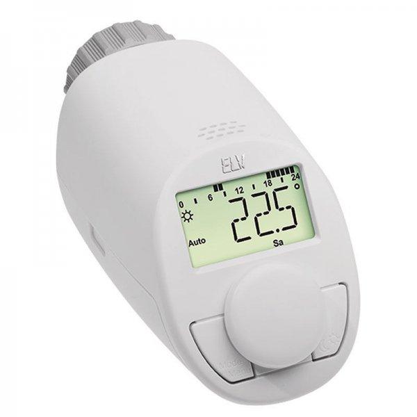 [Ebay] ELV Heizkörperthermostat 5 bis 29.5 °C eQ-3 N-Regler, Heizregler, Thermostat für 9,95 €