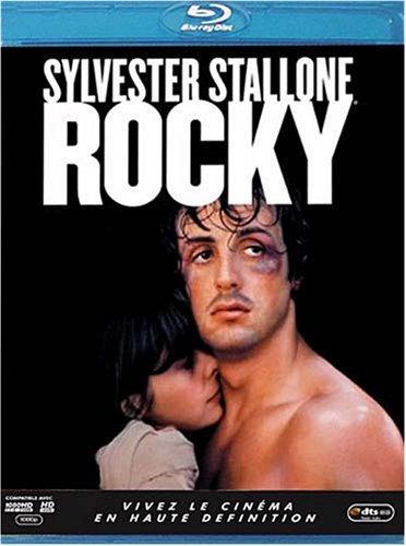 Rocky [Blu-ray] [FR Import] für 3,99 € Sprache nur auf Englisch und Französisch