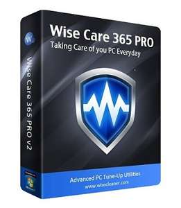 Wise Care 365 PRO V3 (Windows)