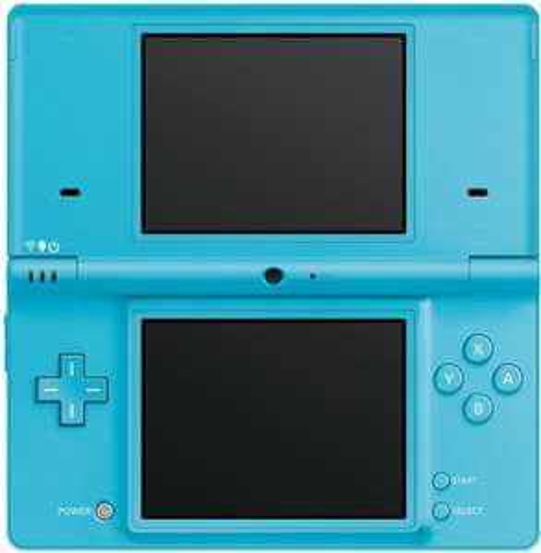 Nintendo DSi Handheld Console light blue @Amazon.uk 55€