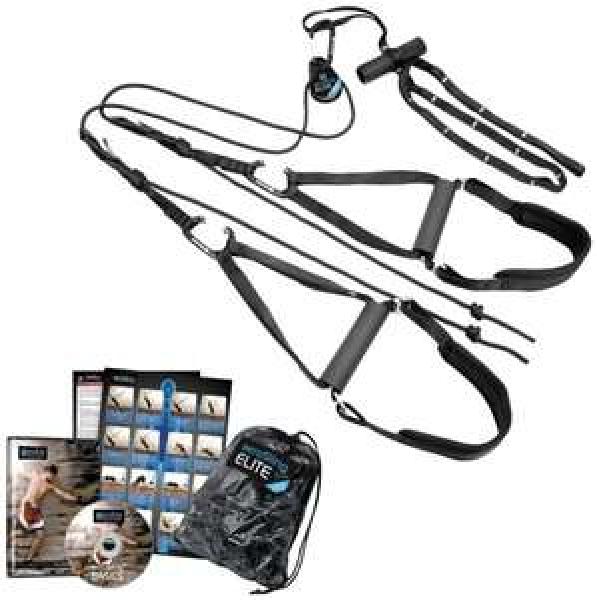aeroSling ELITE Plus Schlingentrainer mit Umlenkrolle für 142,99€ (Blitzangebot Amazon)