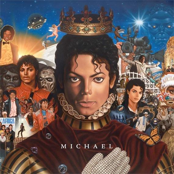 """Weltbild (online): Michael Jackson CD-Album """"Michael"""" bei Filialabholung für nur 0,99 Euro"""