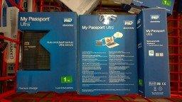 (lokal 98544) WD MyPassport Ultra 1TB, 2,5 Zoll, USB 3.0 / MediaMarkt Zella-Mehlis