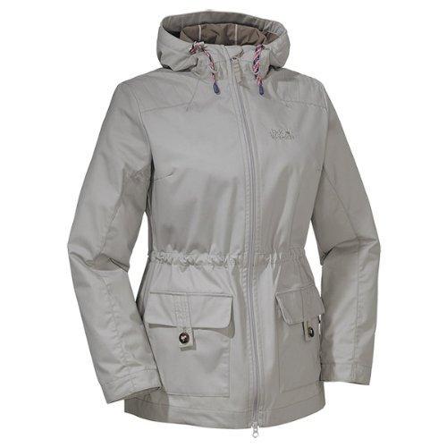 [Amazon] Niedrigster Gesamtpreis: Jack Wolfskin Damen Mantel Robertson Coat Women