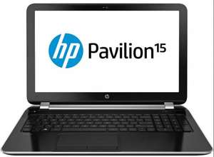 [Ebay] HP PAVILION 15-N270SG TOUCH SMART Notebook 15,6 Zoll, i7, GeForce GT 740M, 6GB, Win 8.1