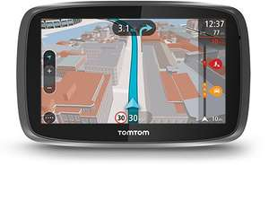[Warehouse Deal] TomTom GO 500 Europe Traffic Navigationssystem: 125,82€ (sehr gut)