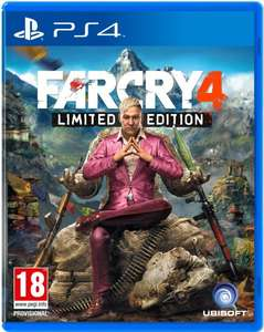 [Zavvi] Far Cry 4 - Limited Edition PS4