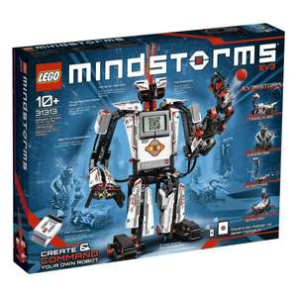 Lego Mindstorms EV3 (31313) @ Amazon.it für 299 Euro