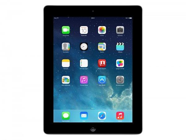 Apple iPad 4 Retina Wi-Fi 128 GB & optional mit LTE für 399€ / 479€