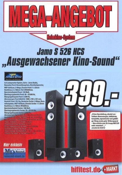 Jamo S526 HCS