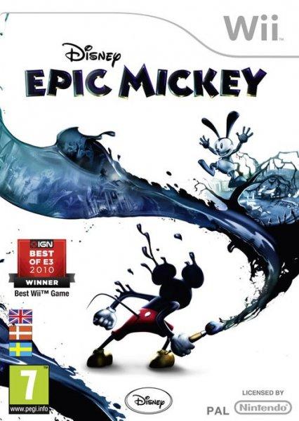 Nintendo-Sale @coolshop.de zB. Lego City Undercover Wii U 32,95€, Batman Arkham Origins Wii U 8,95€, Disney Epic Mickey Wii 5,95€ (Batman und Epic online Bestpreise) Mickey bei manchen mit englischer, bei manchen nur mit skandinavischer Sprachausgabe