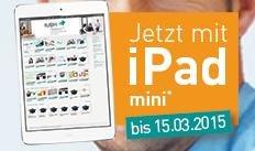 12 Monate kostenlose Online-Trainings der IUBH inkl. iPad Mini für Erststudenten