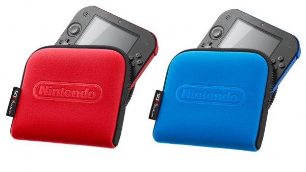 Original Nintendo 2DS Tasche für 6,19