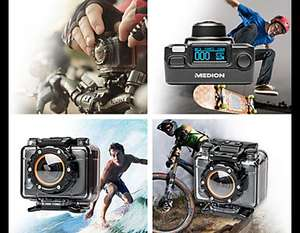 Action-Cam Medion Life S47018 - 99,90€