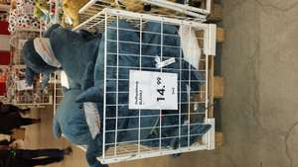 [Lokal] Ikea Brinkum Stoffhai Blåhaj für 14,99€