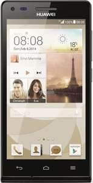 REBUY-Huawei Ascend P7 mini 8GB schwarz, Gebraucht-sehr gut