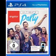 [lokal] Media Markt Düsseldorf BilkArcaden SingStar Ultimate Party (PS4/PS3) 22€