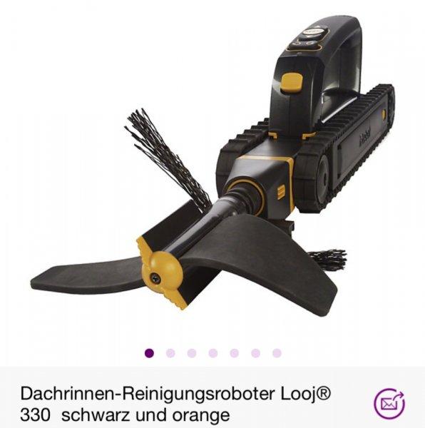 @Vente-Privee iRobot Looj 330 Dachrinnen Reinigungsroboter 99€ + VSK (und weitere Robots.. )  215€@Amazon