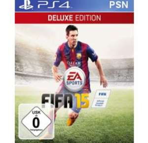 FIFA 15 Deluxe Edition PSN Store PS4