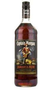 [scandinavian-park.com] CAPTAIN MORGAN BLACK 40% ALC. 1 LTR. für 12,01 EUR