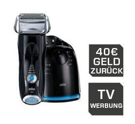 Braun Series 7 760cc Herren-Rasierer für 139€