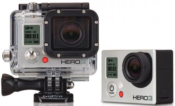GoPro Hero 3+ Silver für 209,13€ inkl. Vsk. (Amazon.de)
